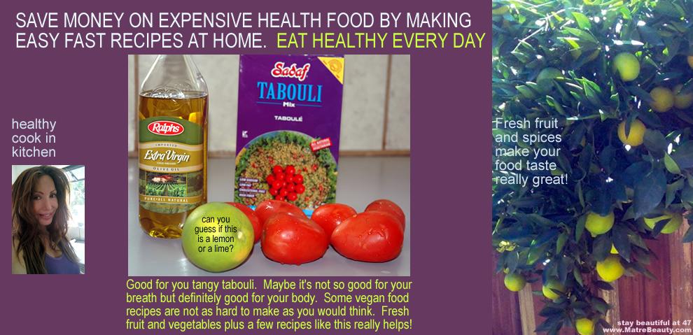 Tabouli, Salad, Recipe, low fat diet, healthy eating, healthy food, heart healthy recipes, low fat diet recipes, organic foods, buy organic foods, healthy tasty recipes, quick healthy recipes