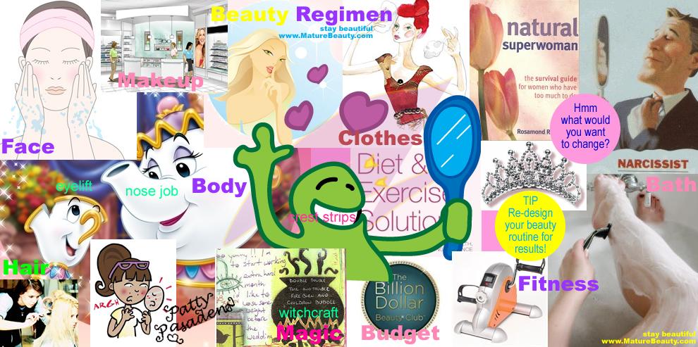 beauty regimen, beauty plan, beauty routine, beauty daily, beauty makeover, beauty transformation