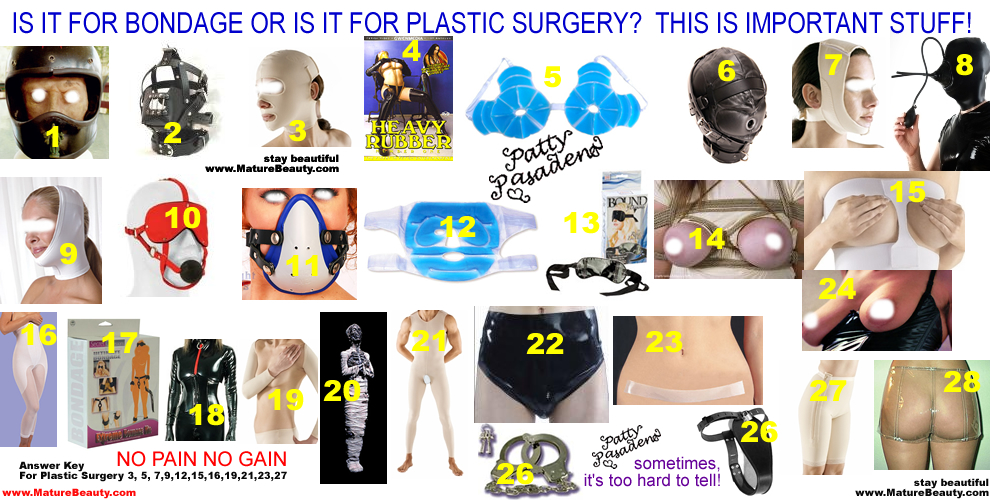liposuction plastic surgery, liposuction procedures, arm stomach thigh abdomin liposuction, liposuction garments, chin plastic surgery, face lift plastic surgery, compression bandages after plastic surgery, girdles for plastic surgery, bras for breast surgery, plastic surgery ice packs, silicon scar healing strips