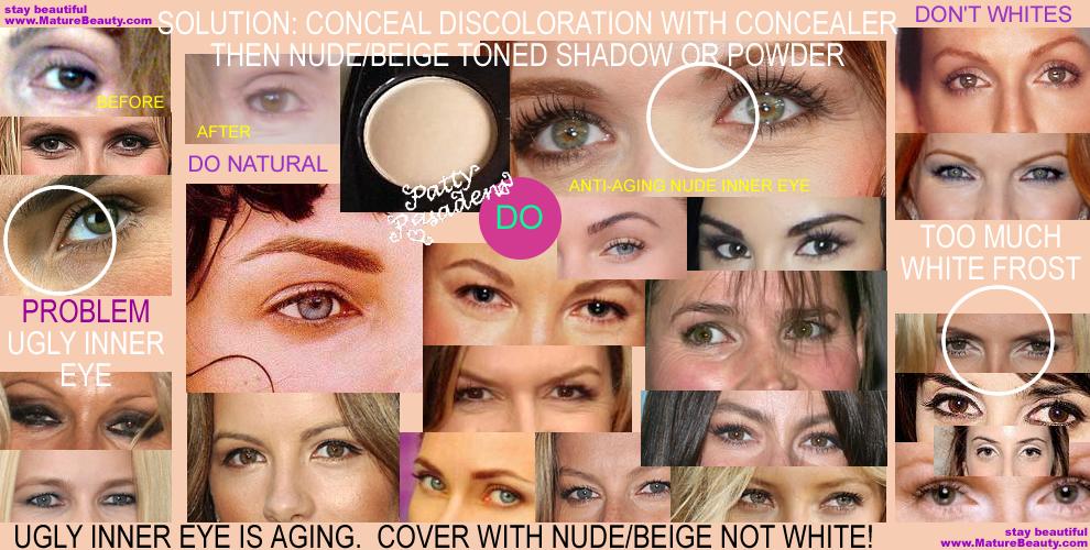 Remove eye wrinkles, dark bags with best eye concealer tips