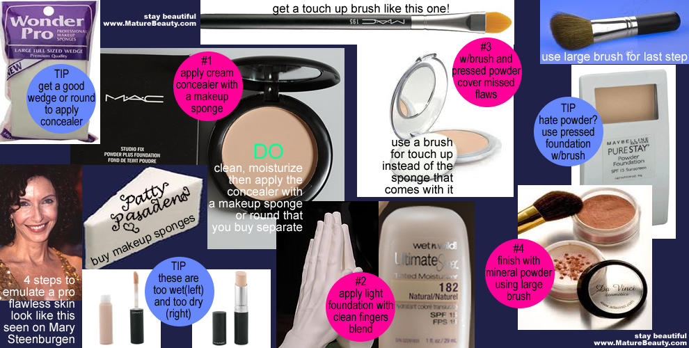 pro makeup tips. pro makeup wedges, makeup
