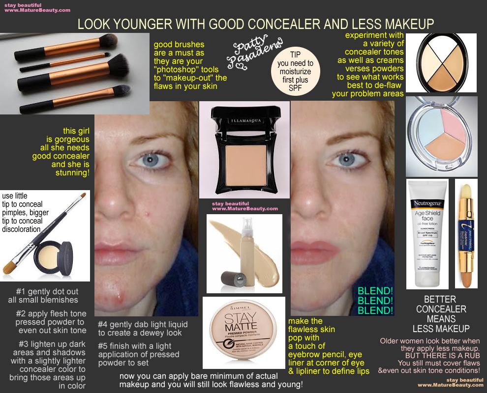 concealer, makeup, neutrogena face shild, mac nw, jame iredale concealer, illamasqua, becca luminous, rimmel